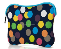 new style promotional Top quality custom printing neoprene laptop bag/sleeve