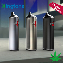 New design e cigarette for sale black widow herbal vaporizer portable