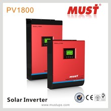 CE High quality 3000VA PWM solar charge Controller Hybrid Solar Inverter