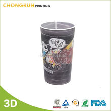 Popular Model 3D Penguin Artistic Ceramic Cup