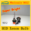 CE, E-MARK, ISO9001auto accessory 9012 xenon xenon lamp Best-selling