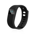 Cheaper Transparent Oled Screen Bluetooth Fitness Tracker Alarm Clock Smart Bracelet Smart Watch Band