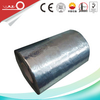 aluminum asphalt self adhesive bitumen tape for wrapping gas pipe