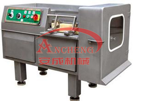 Meat Dicer Cutting Machine for Cutting Beef,Chicken,Pork into Diced Meat