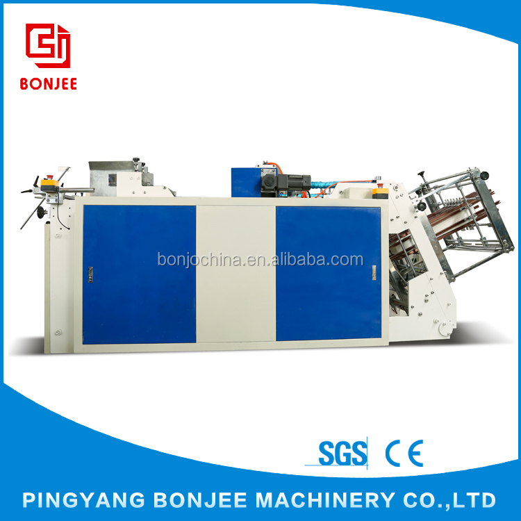 Bonjee Factory Direct Sales 60--160 pcs/min Disposable Lunch Box Making Machine