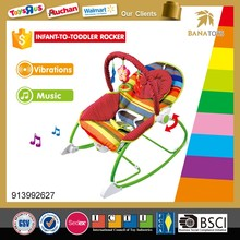 New product musical chair swing baby bouncer