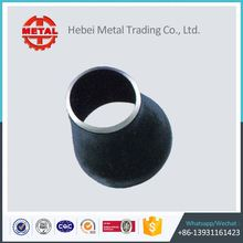 high pressure thread low carbon welded steel pipe fittings dimensions bend