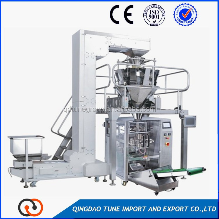 Automatic 500kg per hour capacity Frozen French Fries/Chips Processing Line potato chips making machine