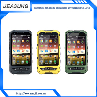 outdoor 4.0 inch dual sim android smart phone ip68 waterproof shockproof dustproof mobile phone with nfc