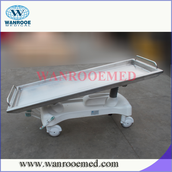 GA202 Hot Sale Hospital Funeral Mortuary Equipment Hydraulic Embalming Table