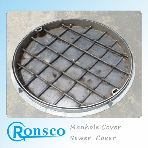 Water Meter Box decorative Manhole Cover manhole cover en124 d400