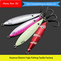 Good Quality Multi Colors Metal Lead Jigging Lure Slow Jig