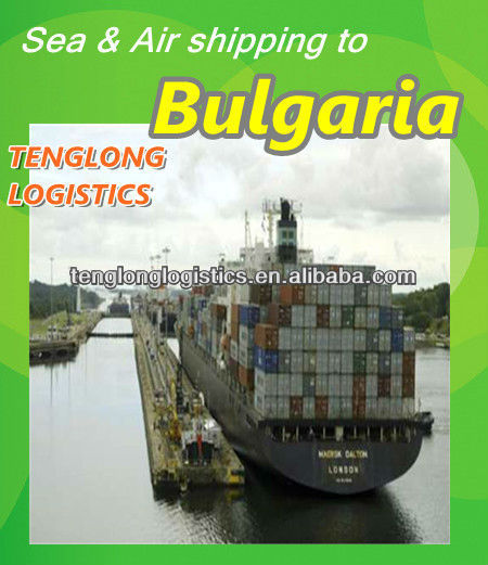 frozen container service to Sofia/Varna/Burgas of Bulgaria from Qingdao Weihai