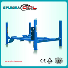 Hot Sales China Supplier Rolling Jack Used 4 Post Car Lift for Sale