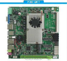 Hot Sale 3.5 inch onboard cpu intel atom d2550 motherboard