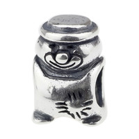 Wholesale Authentic 925 Sterling Silver Charm Happy Clown For European Bracelet