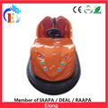 Elong mini orange bumper car amusement game