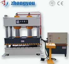 hydraulic metal sheet deep drawing press machine