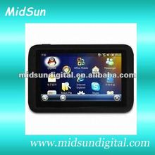 7 inch Tablet pc with voice call GPS Buletooth 3G