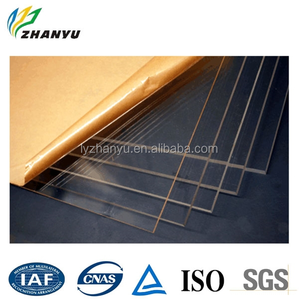 Clear 2mm to 100mm Acrylic Pmma Plexiglass Sheets Manufacturer in China