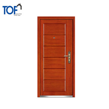 TOF Allibaba com Metal Door Steel Wooden Door Decorative Steel Doors