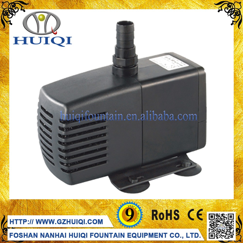 Factory Direct Sale 12V Submersible Garden Fountain Water Pond Pump Price