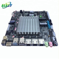 Intel J1900 processor 2.0GHz Quad Cores Firewall motherboard without fan for Network Server