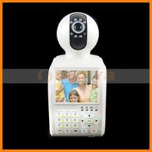 Remote Control Wifi IP Camera 1000M Speed Network Remote