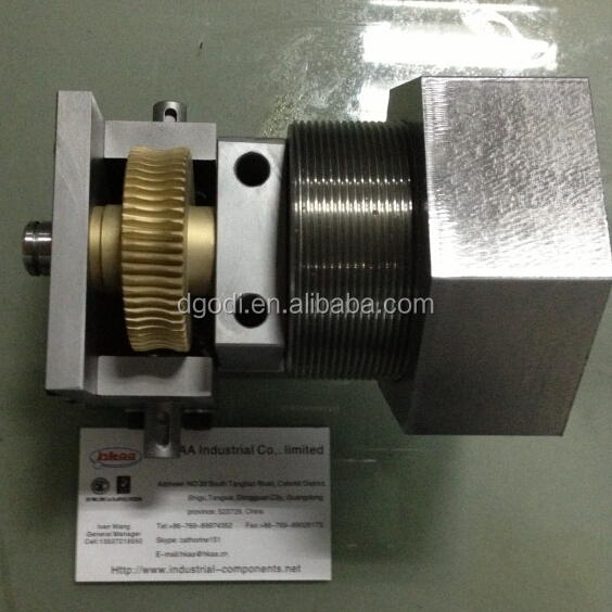 Professional manufacturing types of steering gear box from China