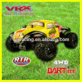 DART BT Brushless 1:18 scale RC car,mini rc Baja Truck,hotsale rc electric car