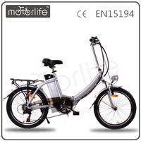 Motorlife/OEM Brompton Folding Electric Pockets Bikes/Bicycle Motor For Adults