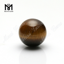 Wholesale gemstone tiger's eye round ball natural tiger eye agate stone