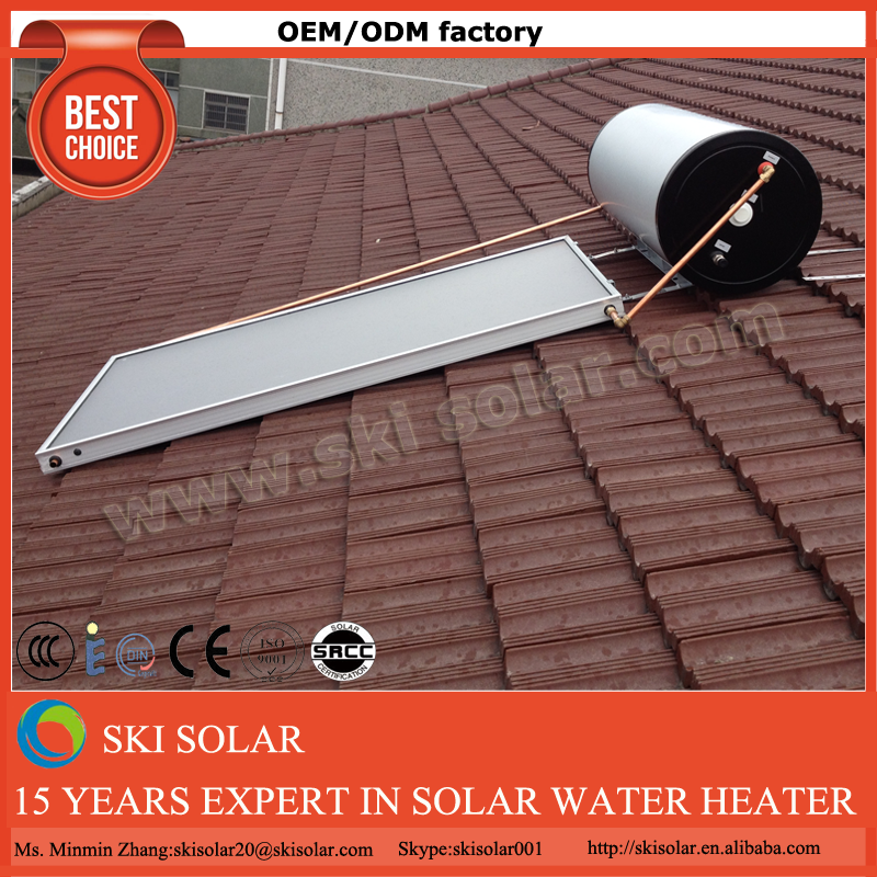 solar absorber plate for swimming pool