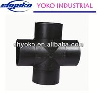 2014 factory price high quality PE pipe fitting Plastic Tubes industrial wiping rags