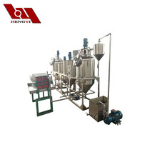 new design edible oil refinery process/sunflower oil refinery