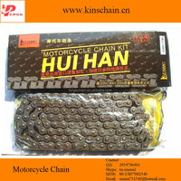 Packed natural color 4 rivet 420 428 428H motorcycle roller chain wheel