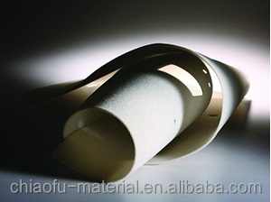 High Frequency Weldable Foam for automotive interiors and medical beds