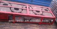 Cr-Mo Alloy Steel Hammer Parts For Hammer Crusher