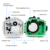 Meikon A7RII   waterproof case for Sony camera  40M Waterproof Underwater Diving Camera Housing for Sony A7II /A7 M2