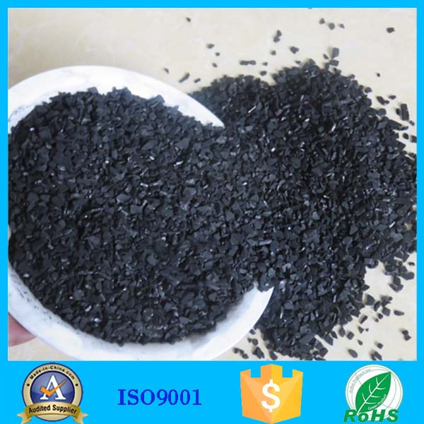 Sale Quality Coconut shell activated carbon for the waste water fade