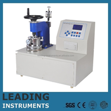 Packaging industry ISO2759 tester LEADING INSTRUMENTS
