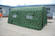 Hot sale! advertising durable military camping inflatable air dome tent tents for sale