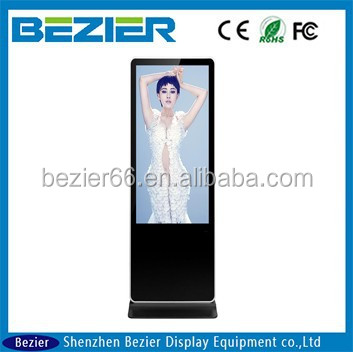 "High quality 47"" lcd advertising player free movie, monochrome lcd display and hdmi led monitor"