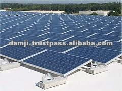 renewable solar energy system for captive power project trunkey solution