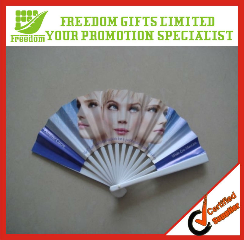 Most Popular Promotional Hand Folding Paper Fan