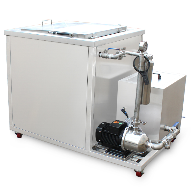 Fast Delivery Diesel particulate filters ultrasonic cleaning machine 360L