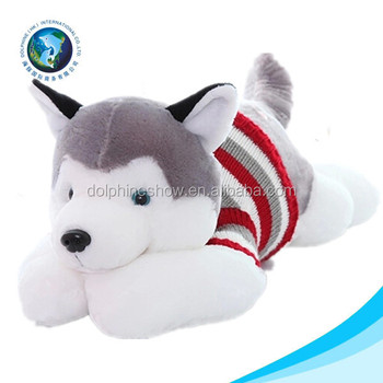 Hot selling plush dog plush animal for sales