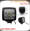 90W high quality 6500lm 10-30V IP68 truck boat off-road led work light