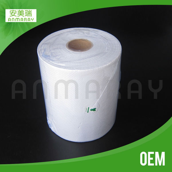 Industrial hand paper towel roll