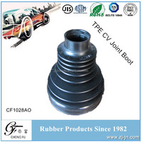 TS16949 Customized Hot Sale Auto Spare Parts CV Joint Rubber Boot